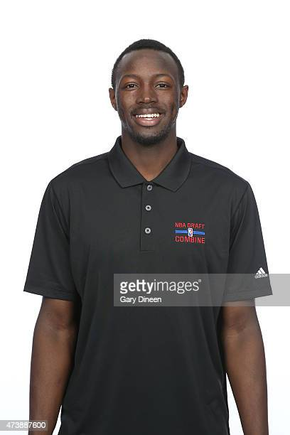 Jerian Grant poses for a headshot during the 2015 NBA Draft Combine on May 16 2015 at Northwestern Memorial Hospital in Chicago Illinois NOTE TO USER...