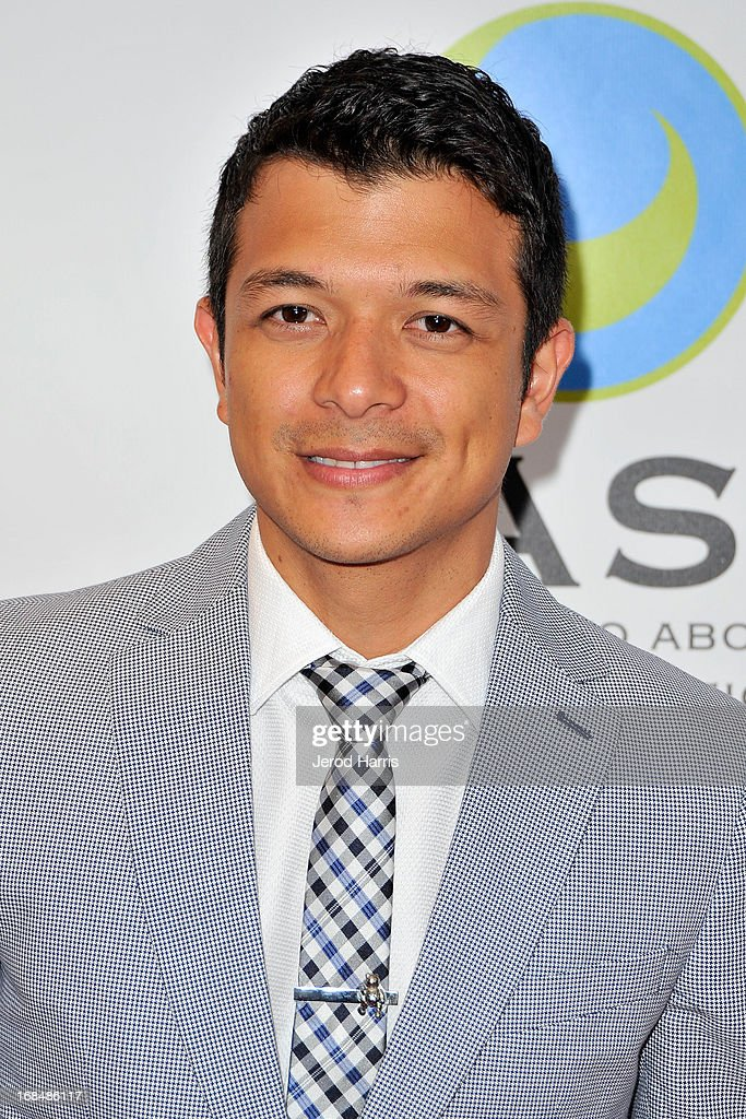Jericho Rosales arrives at the Coalition To Abolish Slavery and Trafficking's 15th Annual From Slavery to Freedom gala at the Sofitel Hotel on May 9, 2013 in Los Angeles, California.