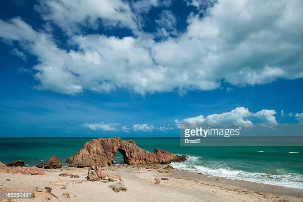 ブラジル jericoacoara のランドマーク - セアラ州 ストックフォトと画像