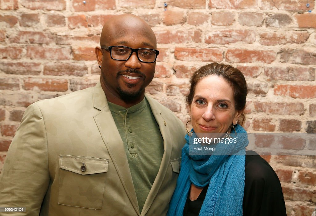 Jeriel Johnson (L), Executive Director, The Recording Academy DC Chapter, and Jennifer Leff, LCSW, Senior Director, MusiCares, attend the Vocal Health Clinic hosted by The Recording Academy WDC Chapter and MusiCares at the National Union Building on May 16, 2018 in Washington, DC.