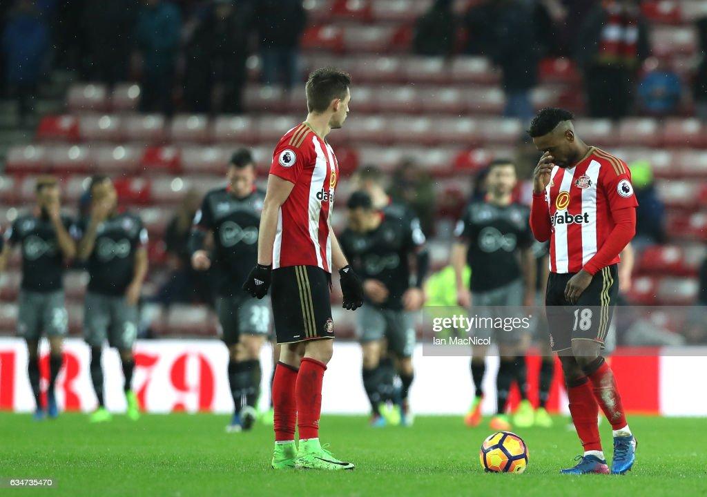 Sunderland v Southampton - Premier League : News Photo