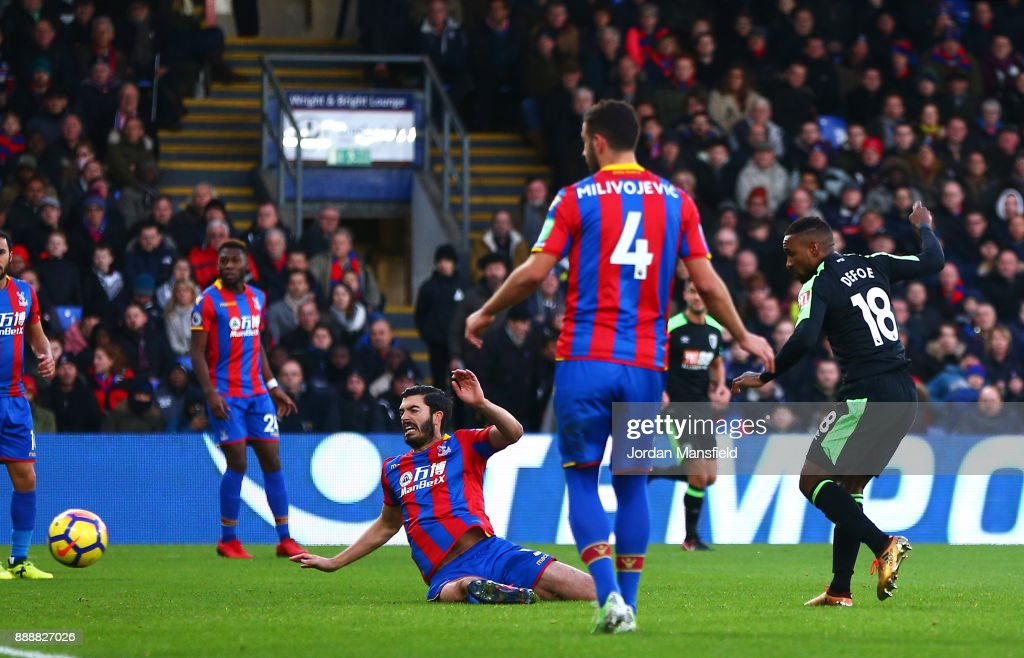 Crystal Palace v AFC Bournemouth - Premier League : News Photo