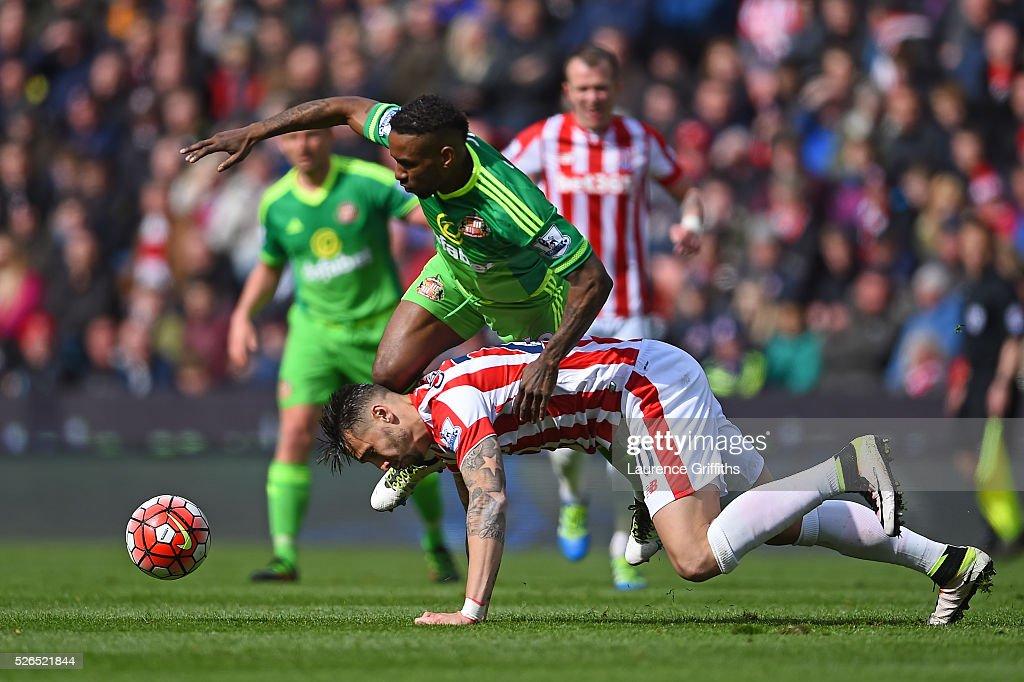 Stoke City v Sunderland - Premier League