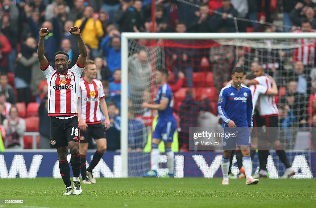 Sunderland v Chelsea - Premier League : News Photo