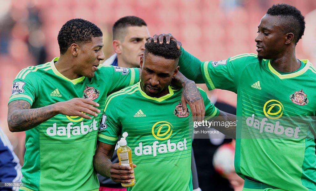 Stoke City v Sunderland - Premier League : News Photo