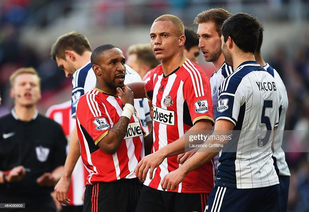 Sunderland v West Bromwich Albion - Premier League : News Photo