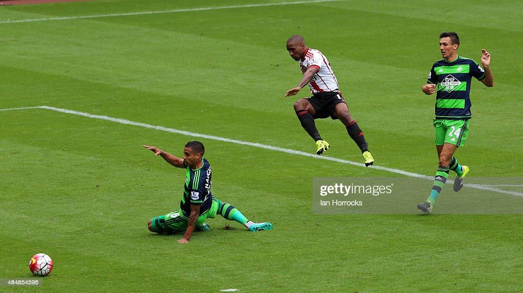 Sunderland v Swansea City - Premier League : News Photo