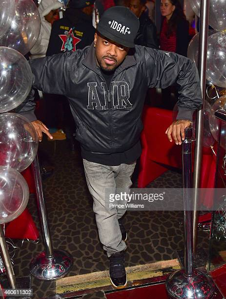 Jermain Dupri attends Diamonds of Atlanta on December 9 2014 in Atlanta Georgia