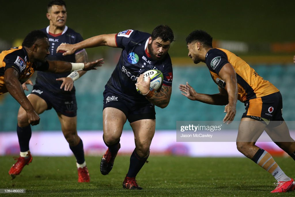 Super Rugby AU Rd 6 - Rebels v Brumbies : News Photo