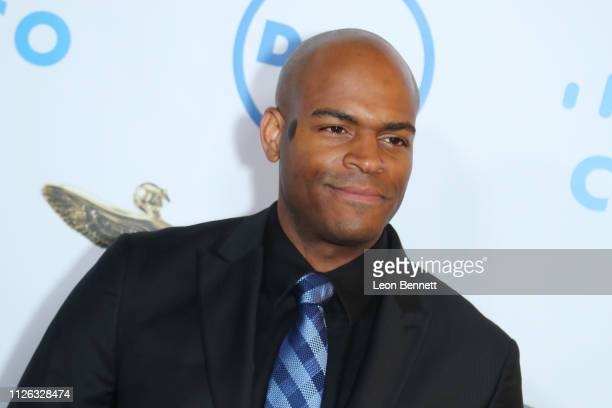 Jermaine Alexander attends 10th Annual Lumiere Awards at Warner Bros Studios on January 30 2019 in Burbank California