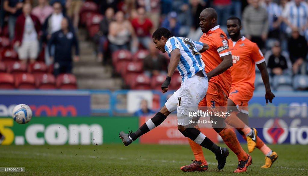 Huddersfield Town v Millwall - npower Championship