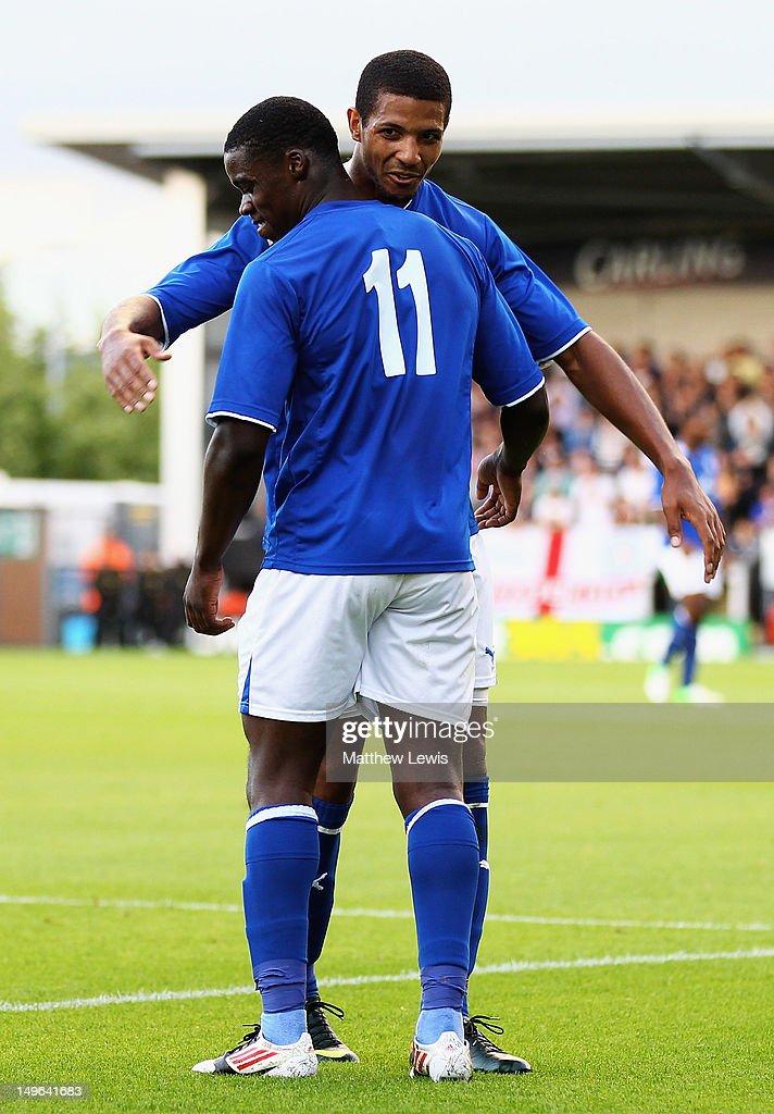 Burton Albion v Leicester City - Pre Season Friendly