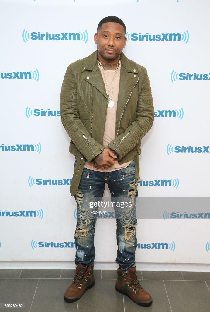 Celebrities Visit SiriusXM - October 26, 2017