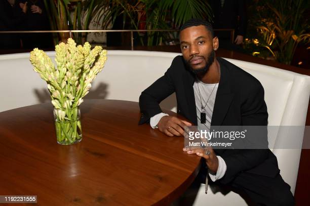 Jermaine Crawford attends the 2019 GQ Men of the Year celebration at The West Hollywood EDITION on December 05 2019 in West Hollywood California