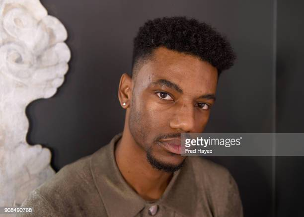 Jermaine Crawford attends the SAGindie Actors Only Brunch during the 2018 Sundance Film Festival on January 21 2018 in Park City Utah