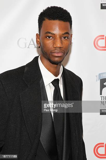 Jermaine Crawford attends the Thurgood Marshall College Fund 25th Awards Gala on November 11 2013 in Washington City