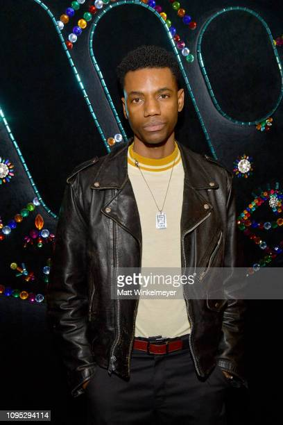 Jermaine Crawford attends the Warner Music PreGrammy Party at the NoMad Hotel on February 7 2019 in Los Angeles California