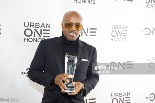 Jermaine Dupree receives Living Legend Award during 2018 Urban One Honors at The Anthem on December 9 2018 in Washington DC