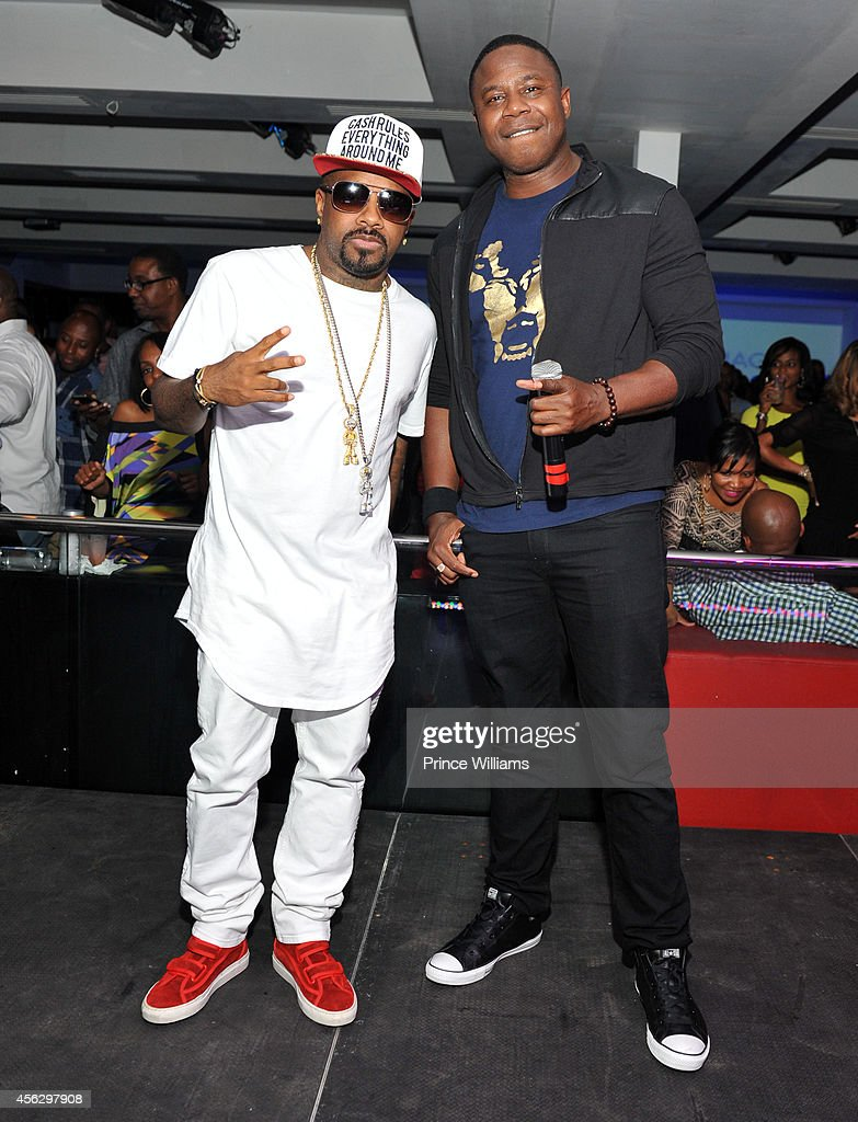 2014 BET Hip Hop Awards Kickoff Event At Compound
