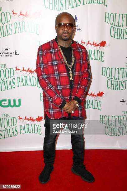 Jermaine Dupri at 86th Annual Hollywood Christmas Parade on November 26 2017 in Hollywood California