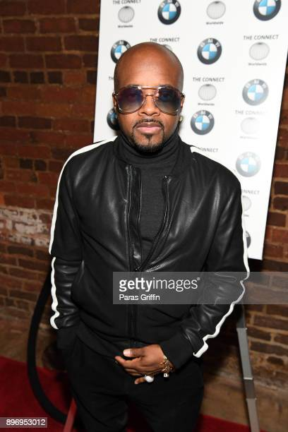 Jermaine Dupri attends BMW Presents 'Celebration of Culture' at Georgia Freight Depot on December 21 2017 in Atlanta Georgia