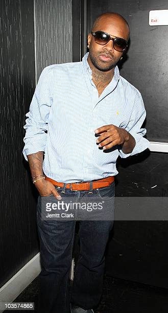 Jermaine Dupri attends Sujit Kundu's 15th annual 21st birthday party at SL on August 23 2010 in New York City