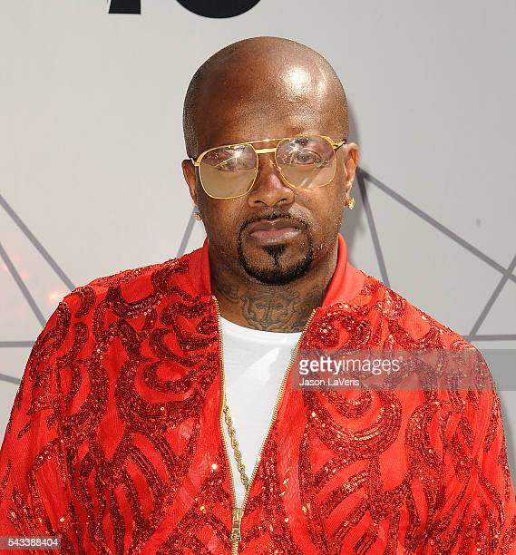 Jermaine Dupri attends the 2016 BET Awards at Microsoft Theater on June 26 2016 in Los Angeles California