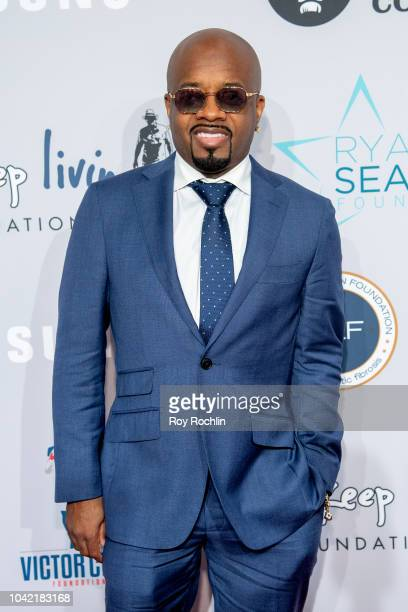 Jermaine Dupri attends the 2018 Samsung Charity Gala at The Manhattan Center on September 27 2018 in New York City