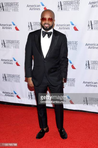 Jermaine Dupri attends the 2019 Songwriters Hall Of Fame at The New York Marriott Marquis on June 13 2019 in New York City