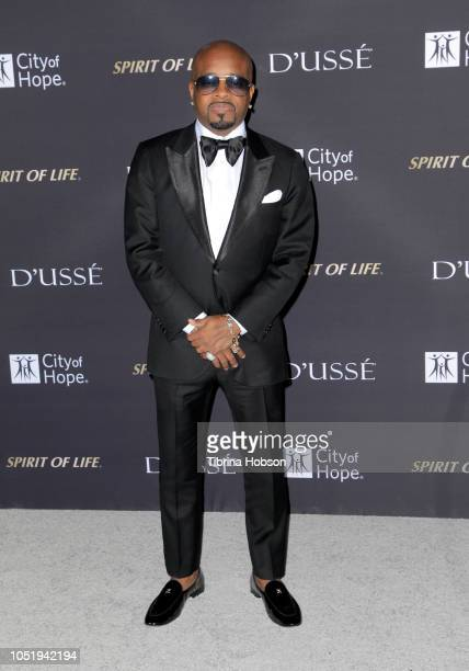 Jermaine Dupri attends the City of Hope Gala on October 11 2018 in Los Angeles California