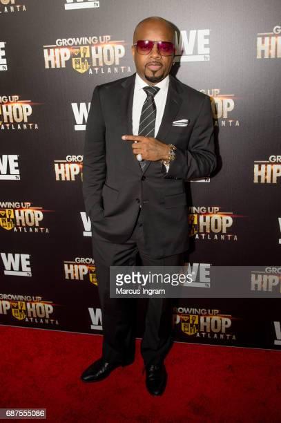 Jermaine Dupri attends the 'Growing Up Hip Hop Atlanta' premiere at Woodruff Arts Center on May 23 2017 in Atlanta Georgia