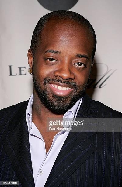 Jermaine Dupri attends the screening of Oprah Winfrey's Legends Ball at JP Morgan Library May 11 2006 in New York City