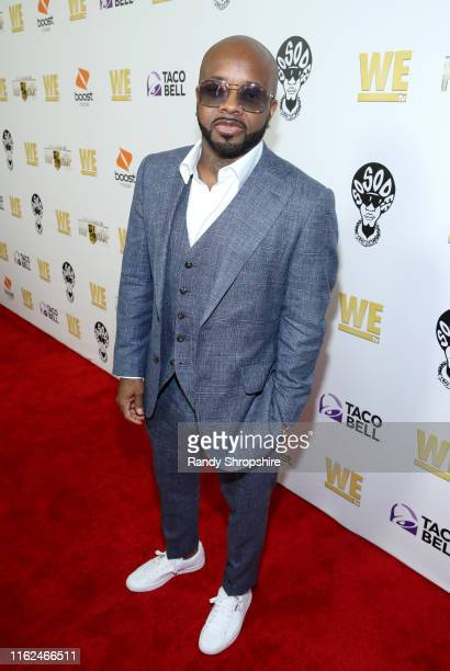 Jermaine Dupri attends WE tv Power Influence Hip Hop The Remarkable Rise Of So So Def celebration and Season 3 of Growing Up Hip Hop Atlanta at The...