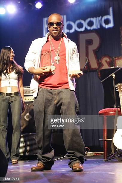 Jermaine Dupri during 2006 Billboard R B Hip Hop Awards at Renaissance Waverly Hotel in Atlanta Georgia United States