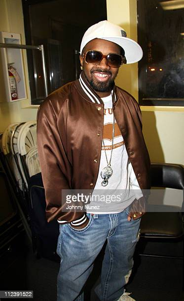 Jermaine Dupri ** Exclusive Coverage ** during Travis Barker and DJ AM in Concert at Crobar in New York City After Party April 13 2006 at Crobar in...