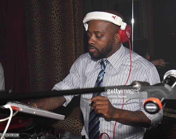 Jermaine Dupri seen at M2 Ultra Lounge on July 10, 2009 in New York City.