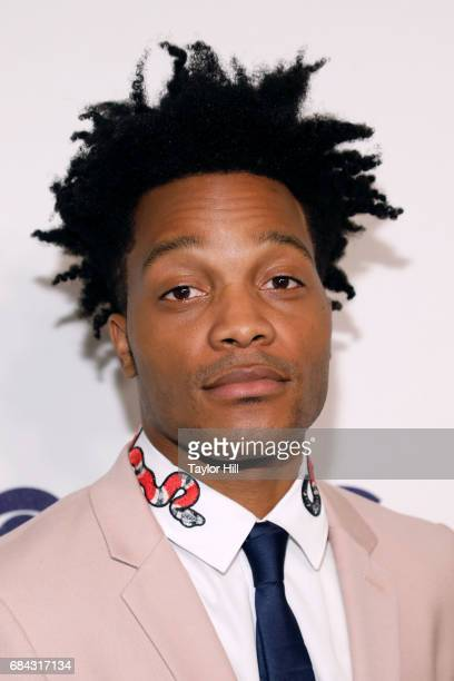 Jermaine Fowler attends the 2017 CBS Upfront at The Plaza Hotel on May 17 2017 in New York City