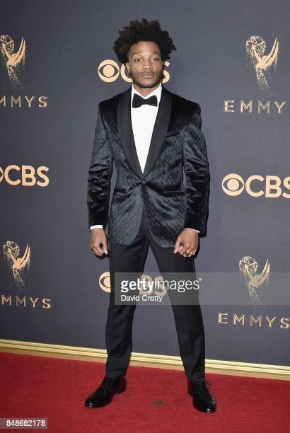 Jermaine Fowler attends the 69th Annual Primetime Emmy Awards at Microsoft Theater on September 17, 2017 in Los Angeles, California.