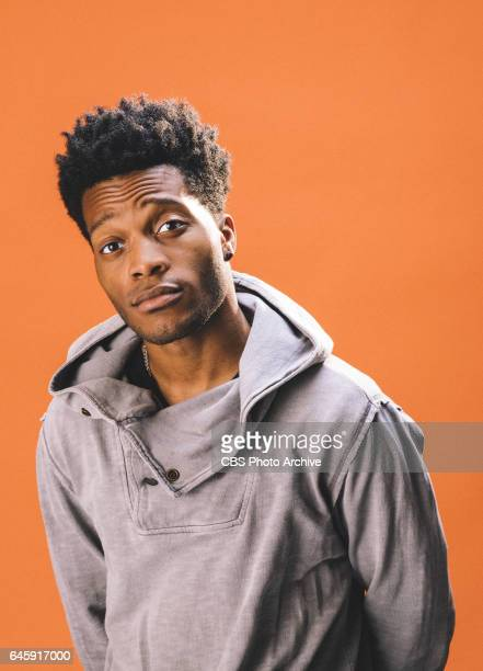 """Jermaine Fowler, star of """"Superior Donuts"""" on the CBS Television Network."""
