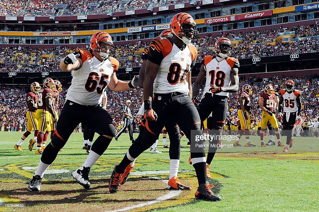 Cincinnati Bengals v Washington Redskins