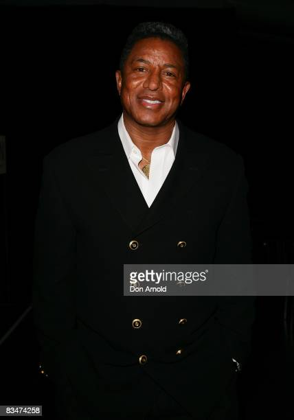 Jermaine Jackson attends the 2009 MCN Upfront party celebrating upcoming programming available on FOXTEL via the Multi Channel Network at the...