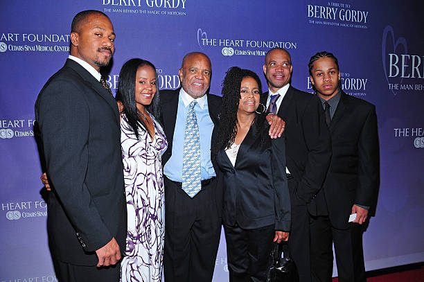 The Heart Foundation Honors Berry Gordy - Arrivals