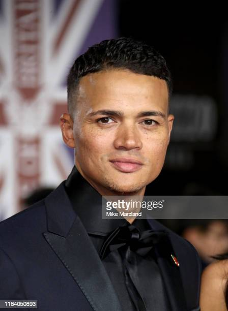 Jermaine Jenas attends Pride Of Britain Awards 2019 at The Grosvenor House Hotel on October 28, 2019 in London, England.