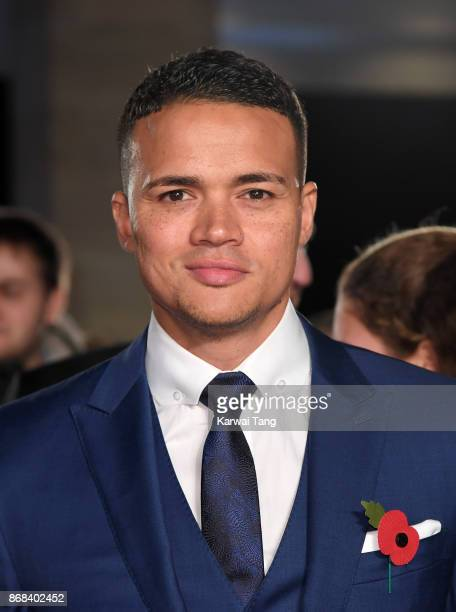 Jermaine Jenas attends the Pride Of Britain Awards at the Grosvenor House on October 30 2017 in London England
