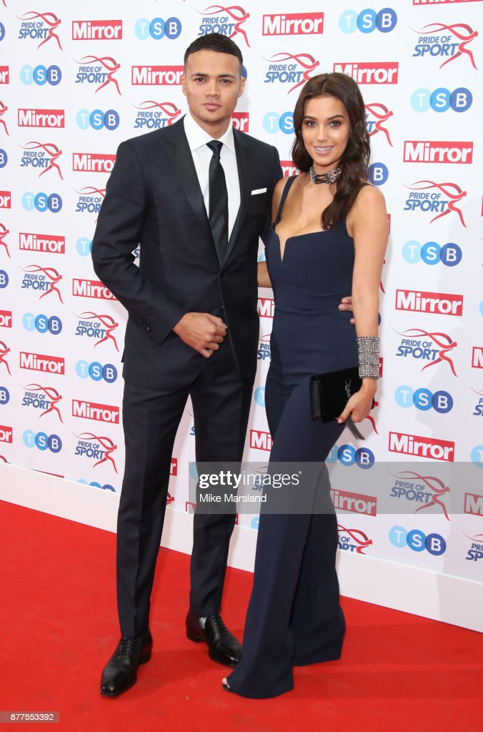 Pride Of Sport Awards - Red Carpet Arrivals