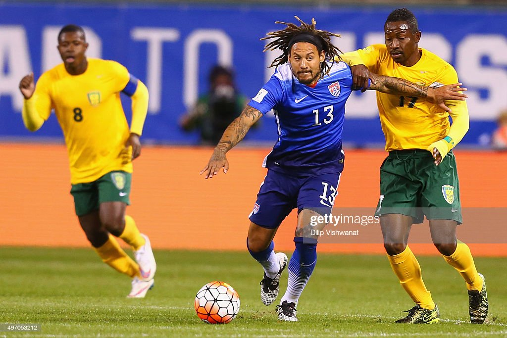 St. Vincent and the Grenadines v USA : News Photo