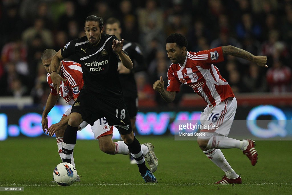 Stoke City v Newcastle United - Premier League : News Photo