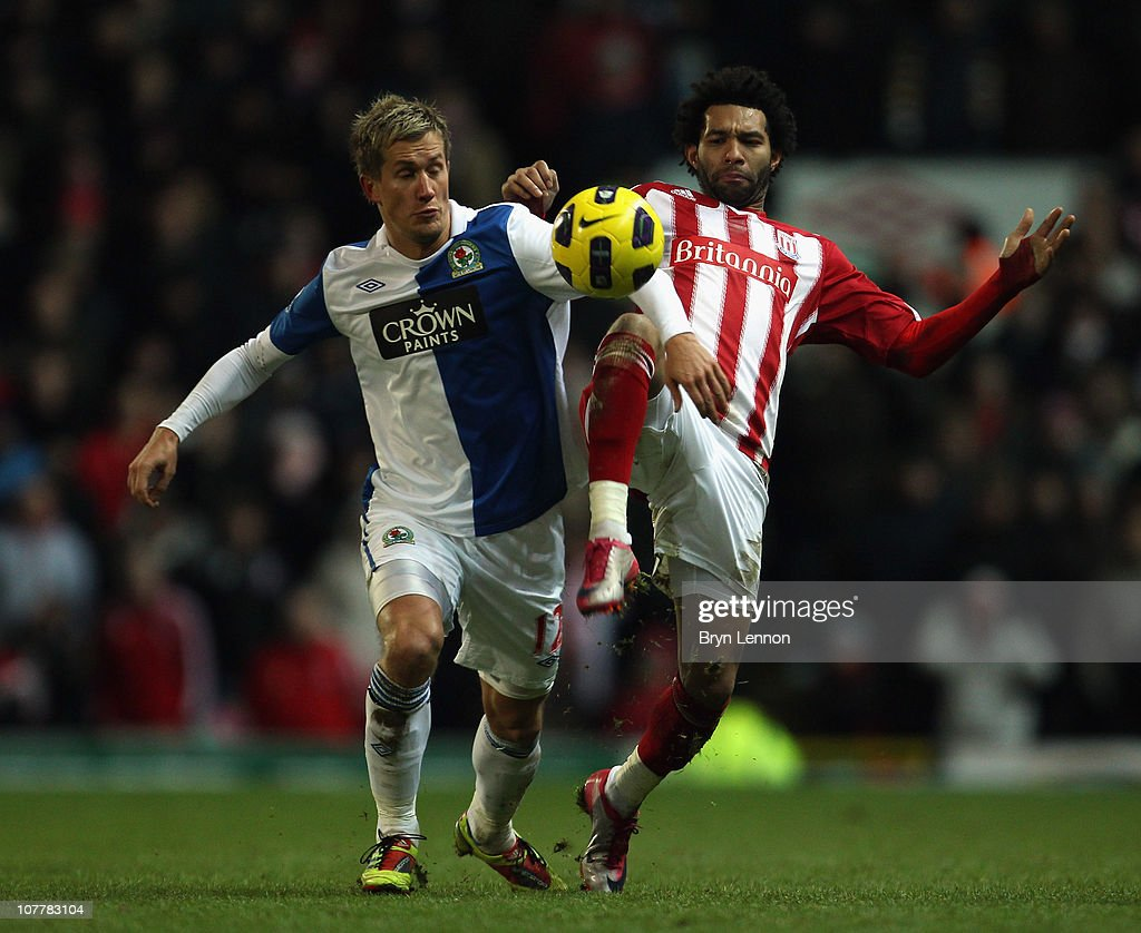 Blackburn Rovers v Stoke City - Premier League