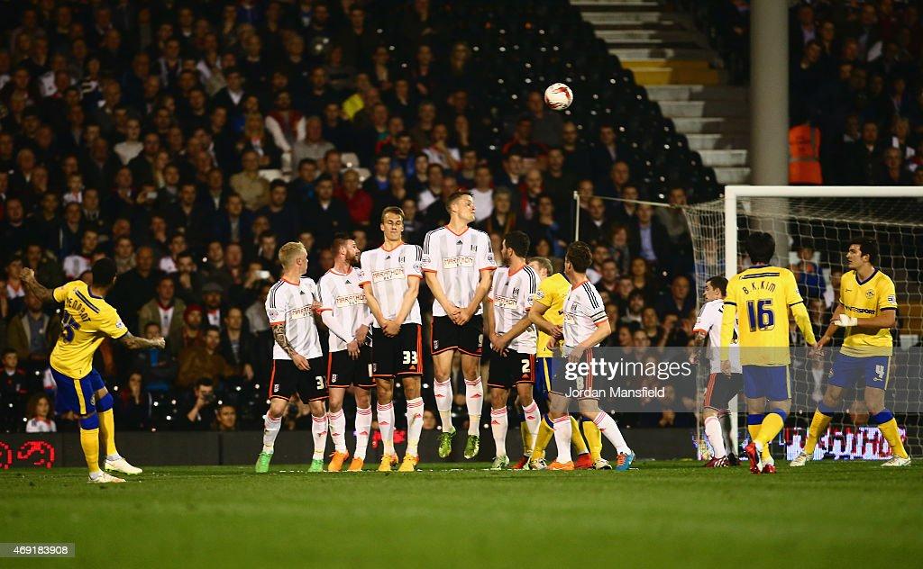 Fulham v Wigan Athletic - Sky Bet Championship