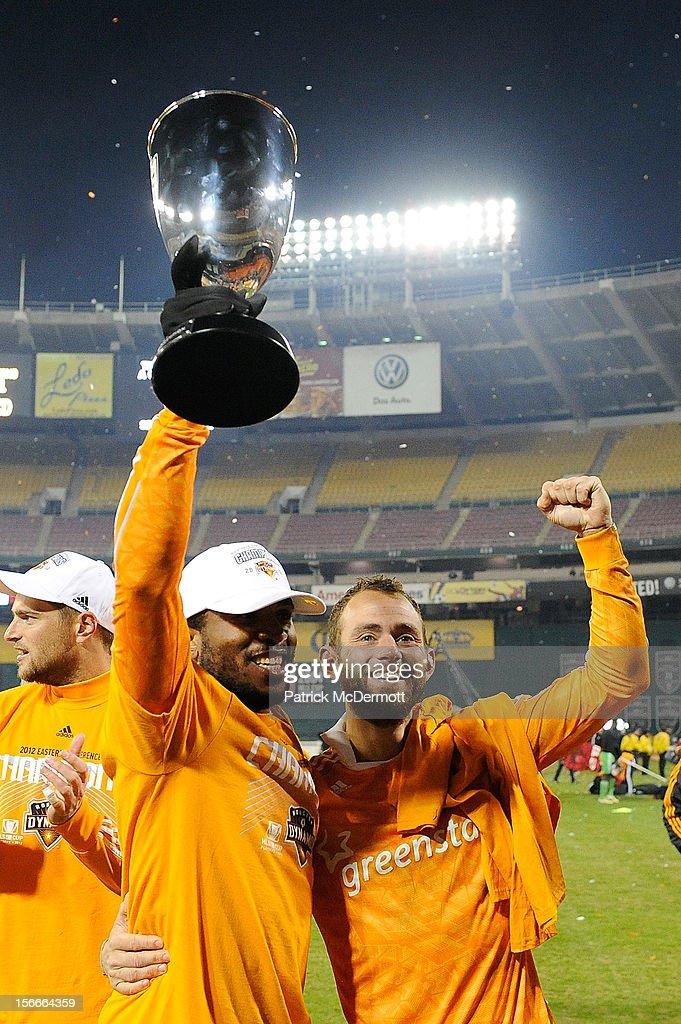 Houston Dynamo v DC United - Eastern Conference Championship - Leg 2